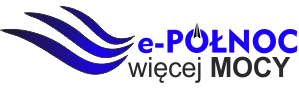 e-północ.pl Logo
